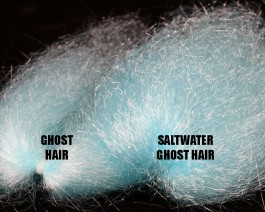 Saltwater Ghost Hair, Tan